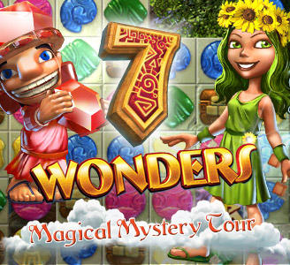 7 Wonders 4: Magical Mystery Tour