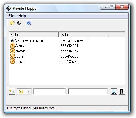 Private Floppy