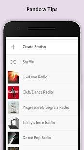 Free Pandora® Radio Tips