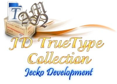 JD TrueType Collection