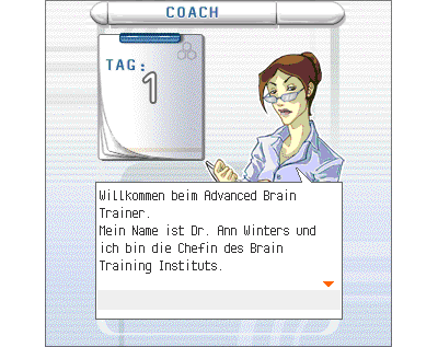 Advanced Brain Trainer