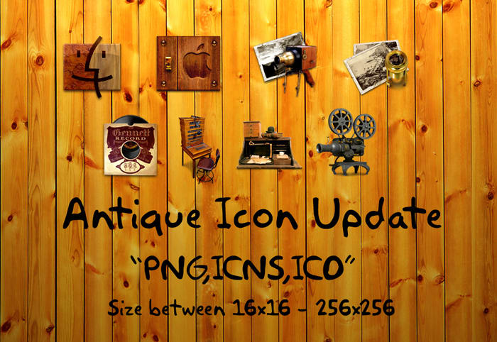 Antique Icon update