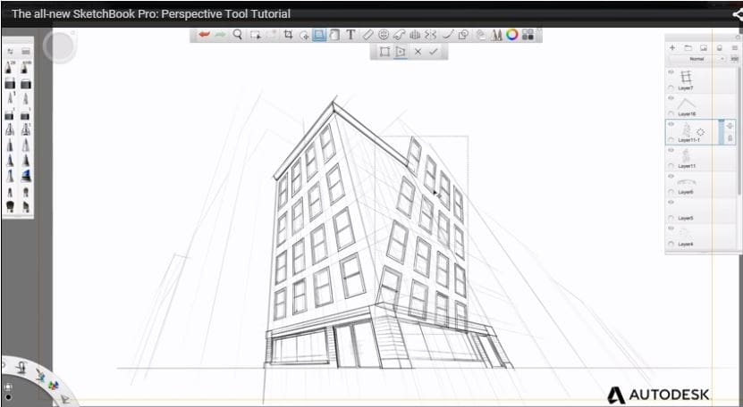 Sketchbook pro download Easy drawing software