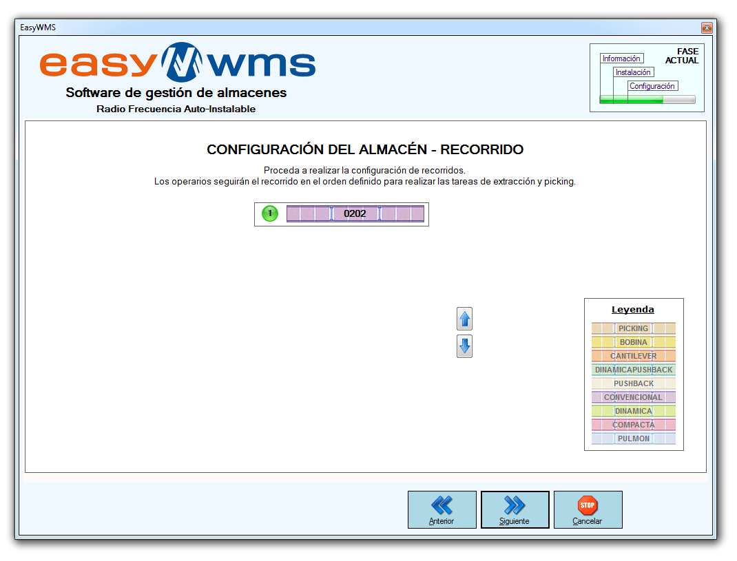 Mecalux EasyWMS
