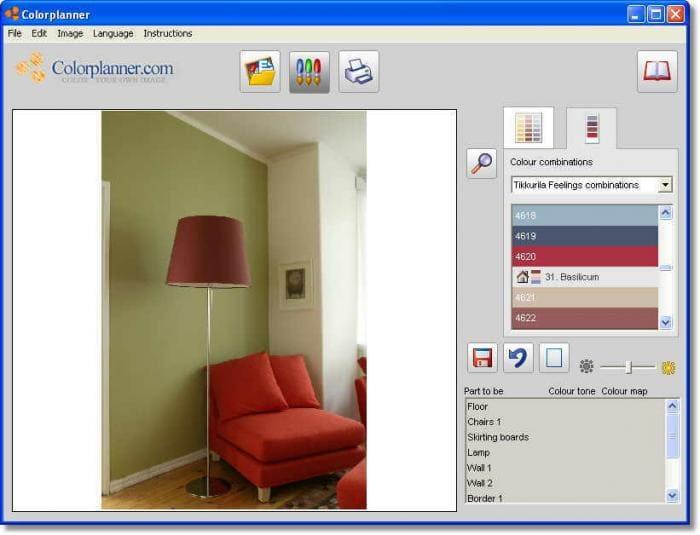 Fassadengestaltung software kostenlos  Colorplanner - Download