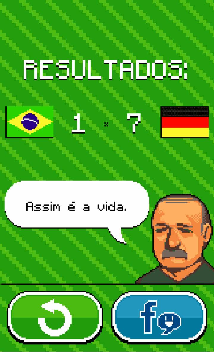 brasil x alemanha jogo 7 a 1 para android
