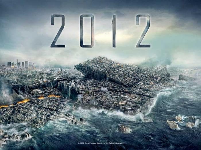 2012 - Fond d'écran