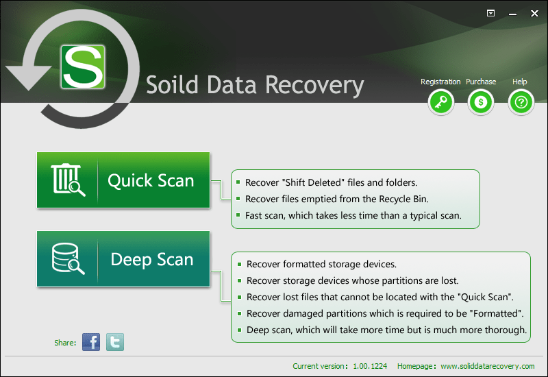 Solid Data Recovery