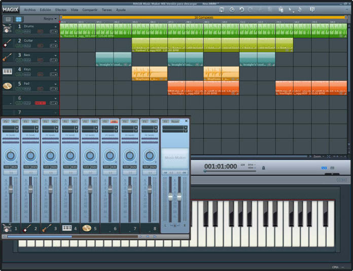 MAGIX Music Maker: MAGIX Music Maker Lets You Simply Create Music