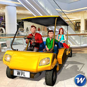 Shopping Mall Taxi Simulator Taxi Driving Games Varies with device