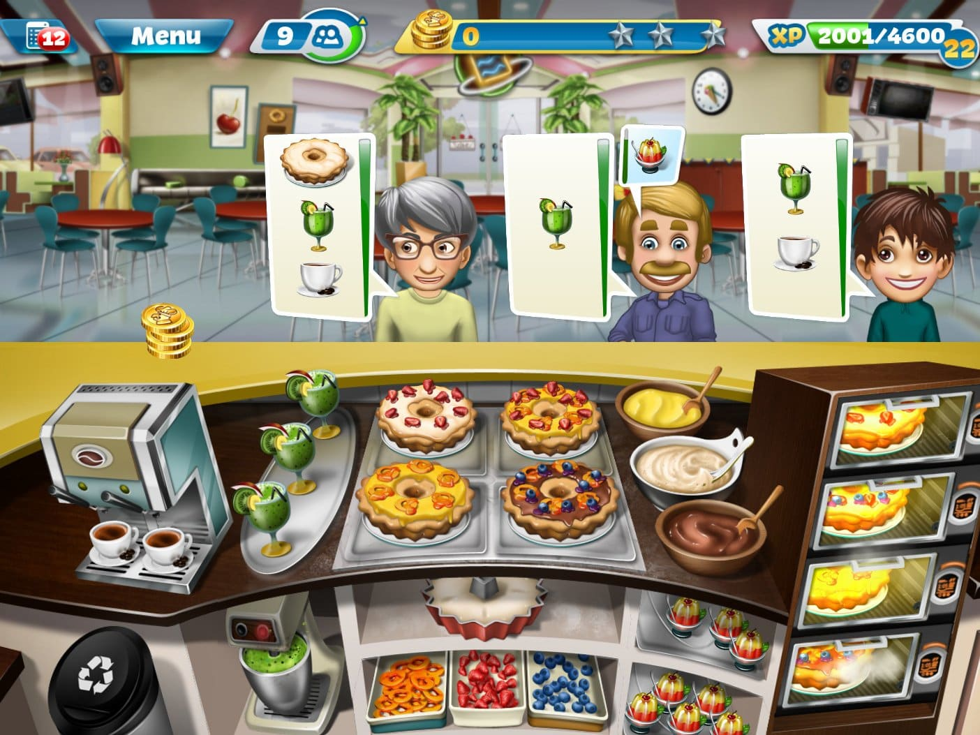 Cooking Fever per Android - Download