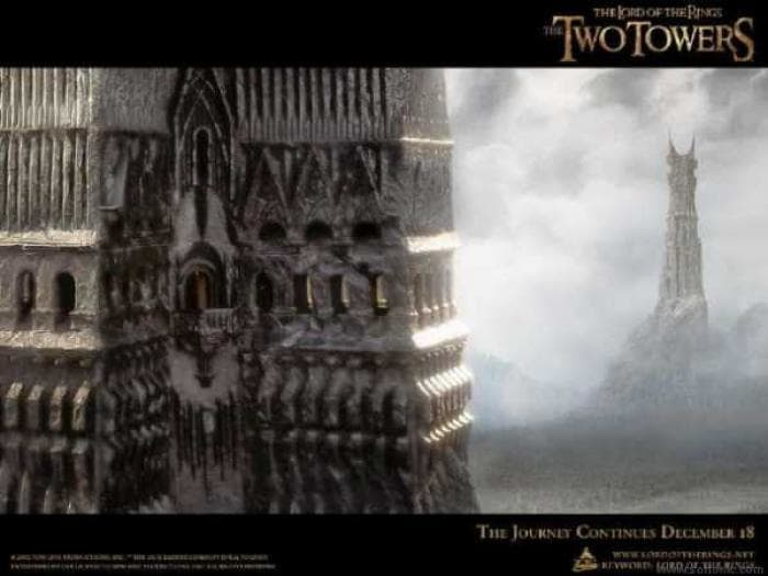 Lord Of The Rings: Two Towers Wallpaper