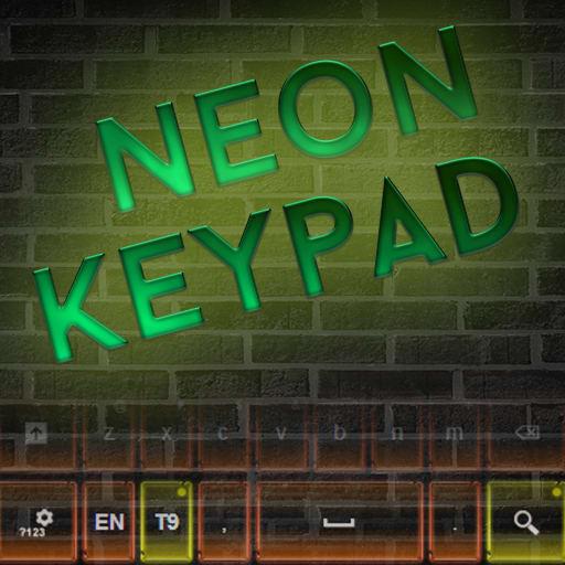 Neon Keypad