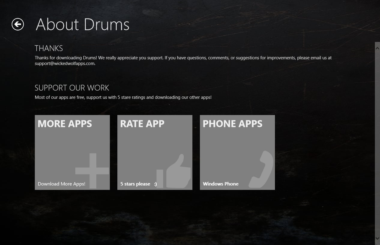 Drums pour Windows 10