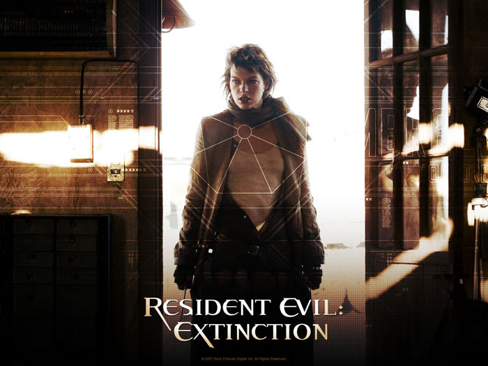 Resident Evil Extinction Wallpaper