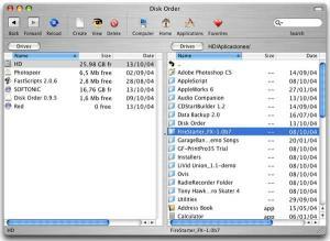 Disk Order
