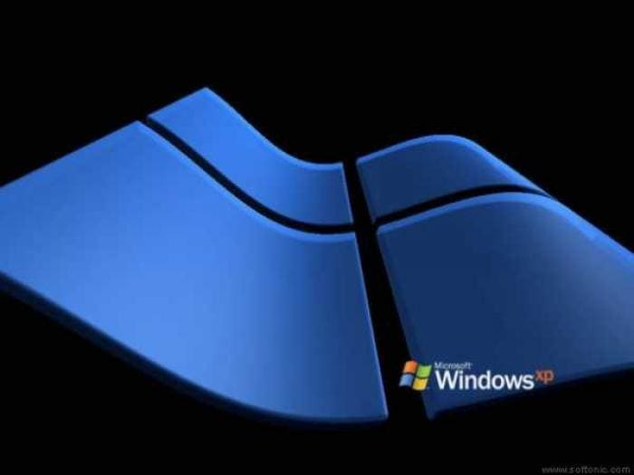 Windows XP Screensaver