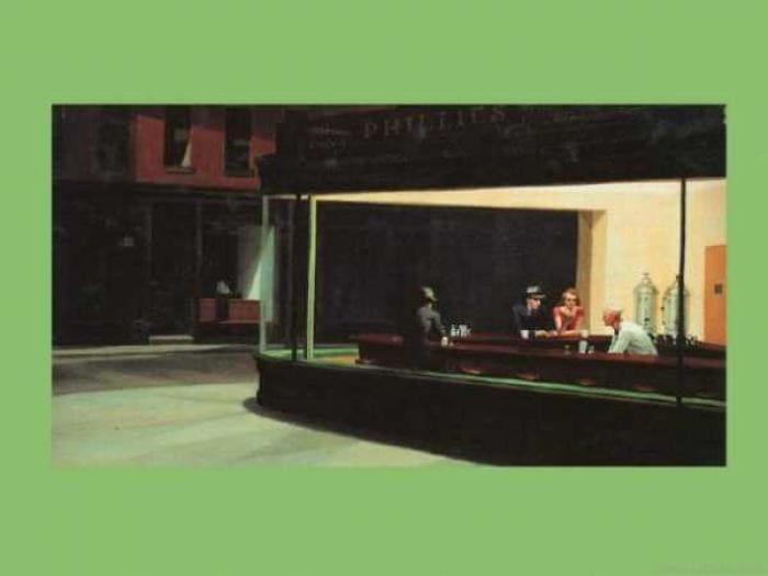 Edward Hopper Wallpaper