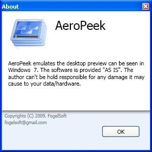 AeroPeek