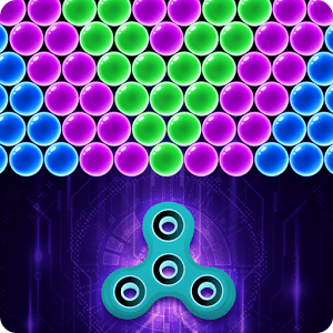 Bubble Spinner Varies with device
