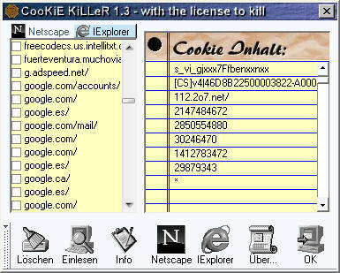 Cookie Killer