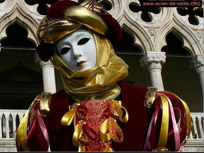 Venice Carnival Screensaver