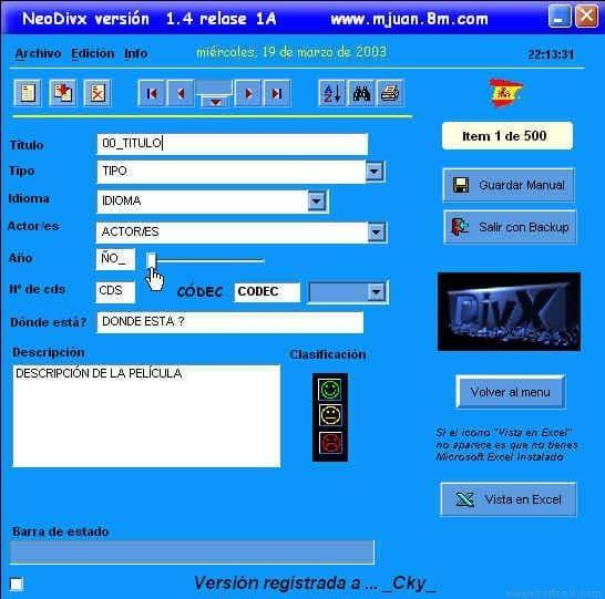 neodivx 2008