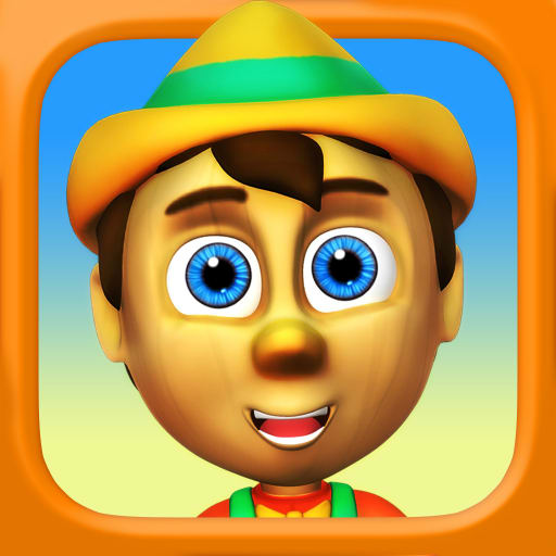 My Talking Pinocchio - Virtual Toy