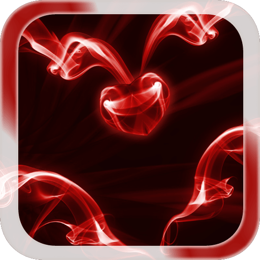 Red Hearts Live Wallpaper 1.2