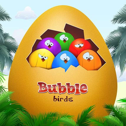 Bubble Birds (Modern UI App) 1.0