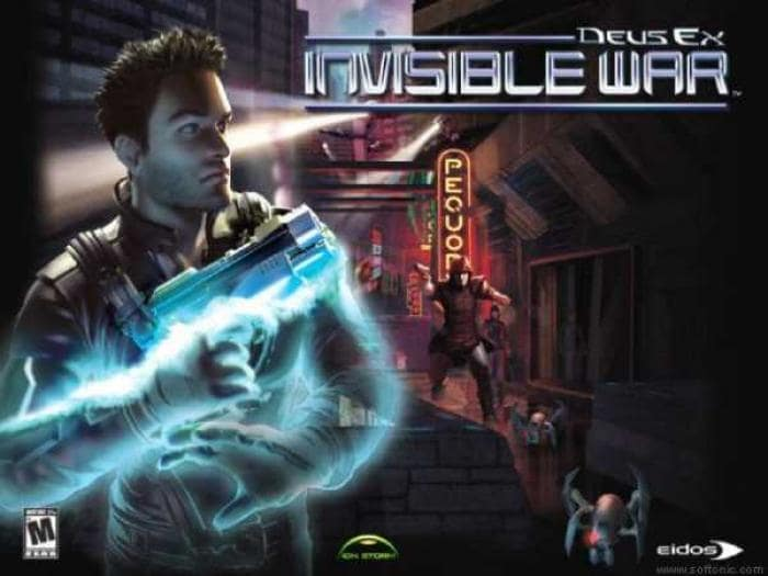 Deus Ex: Invisible War