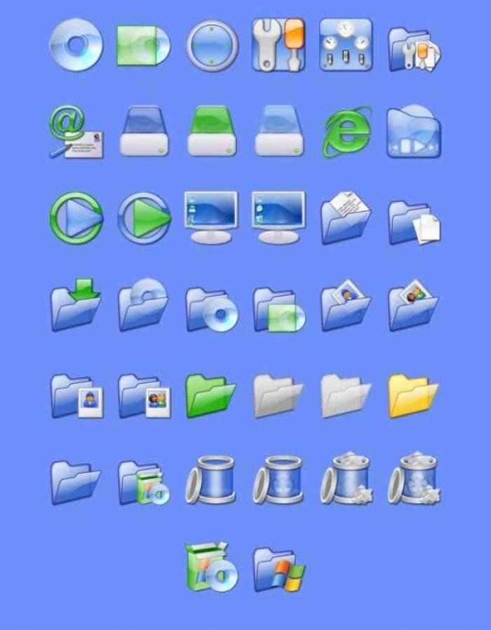 XP iCandy Icons