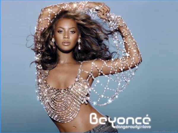 Beyoncé Dangerously In Love Screensaver