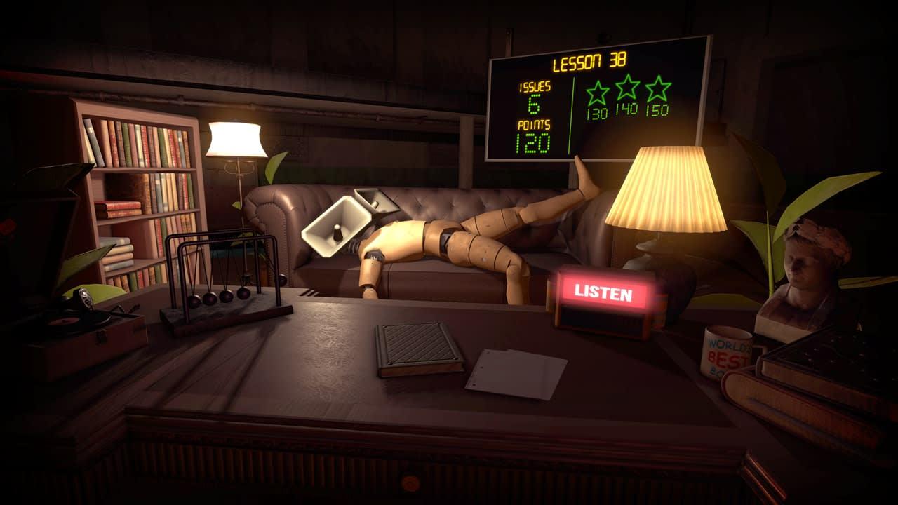 Headmaster PS VR PS4