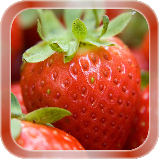 Strawberry Live Wallpaper