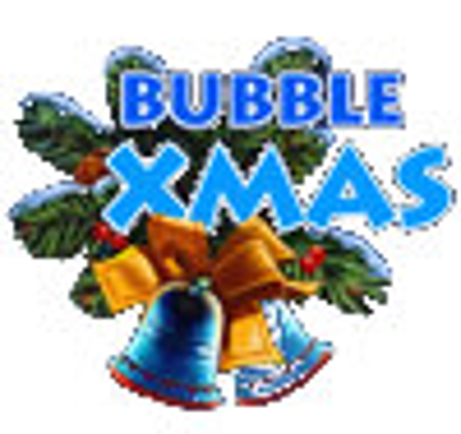 Bubbles Xmas