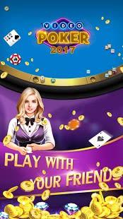 Video Poker 2017: Show hand