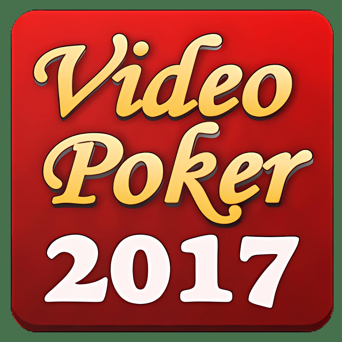 Video Poker 2017: Show hand 1.0.1