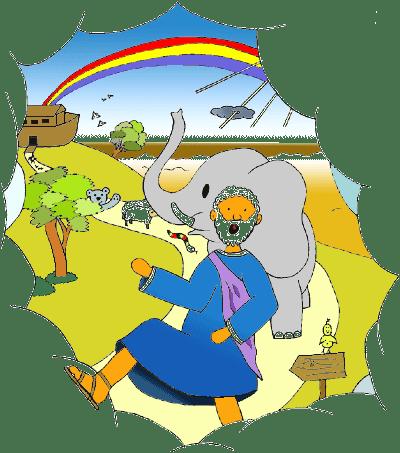 Aventuras con Noe