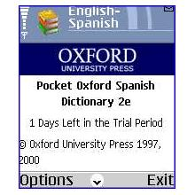 Pocket Oxford Spanish Dictionary 2