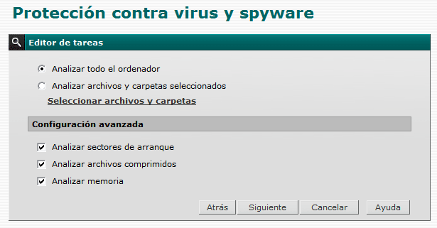 Norman Antivirus and Antispyware