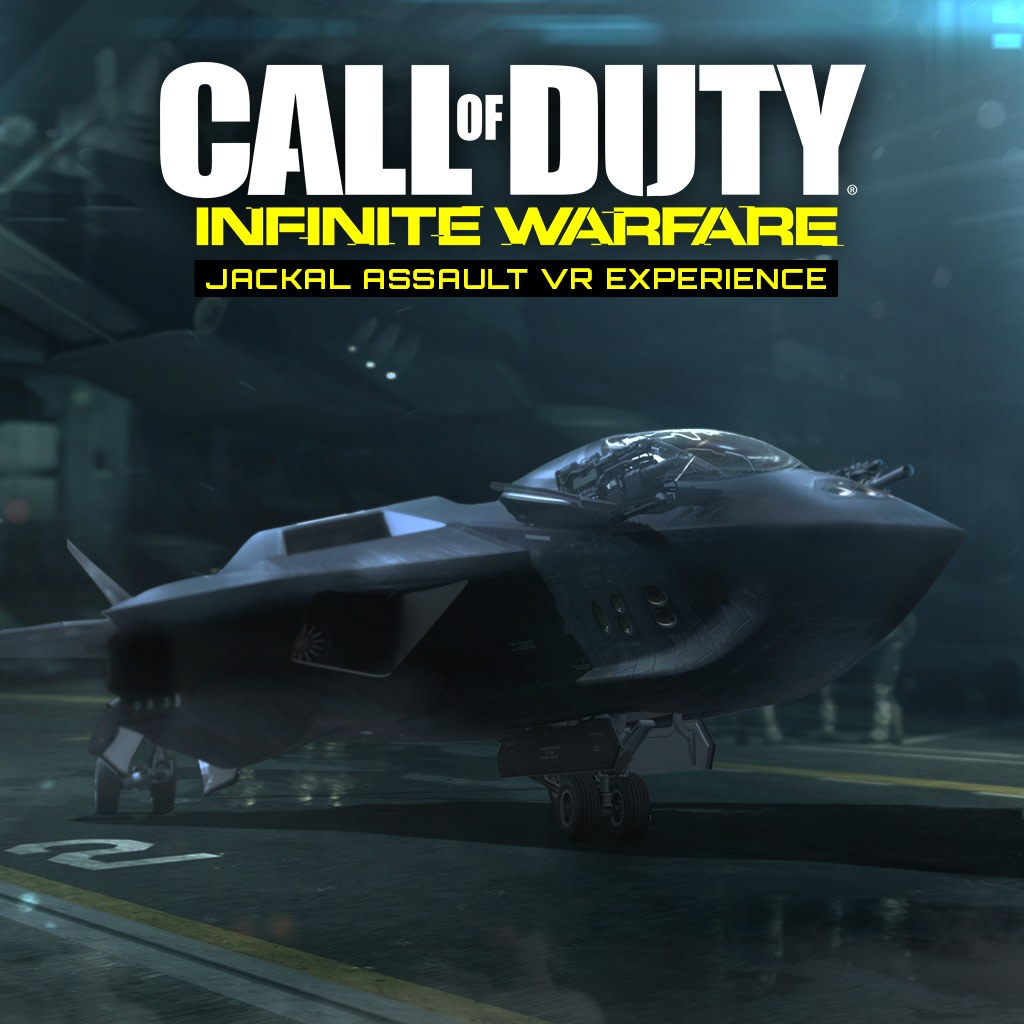 Call Of Duty: Infinite Warfare Jackal Assault PS VR PS4