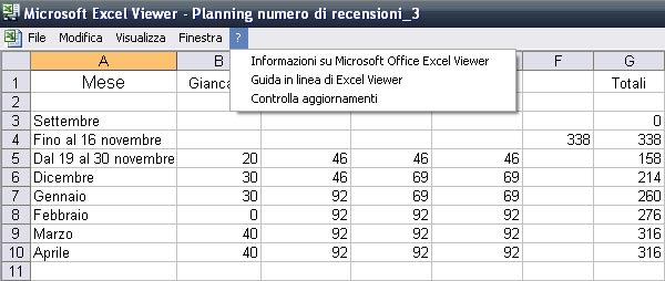 Excel viewer for xp