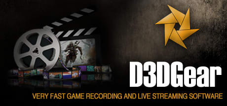 D3DGear - Game Recording and Streaming