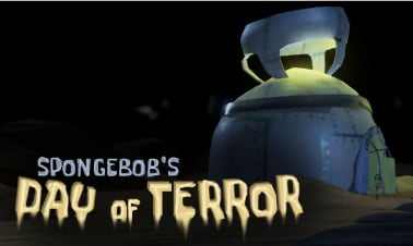 Spongebob's Day of Terror