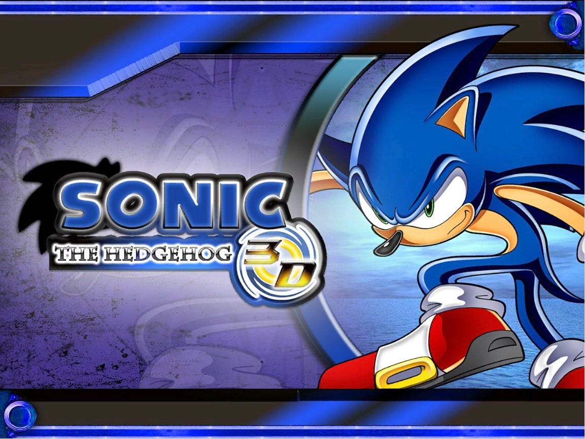 Sonic The Hedgehog 3D 0.3.1