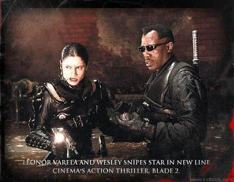 Blade II Second Trailer