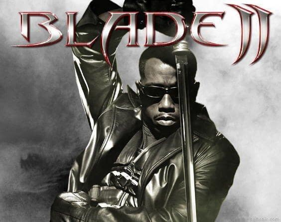 Blade II Wallpaper