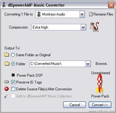 dBpowerAMP