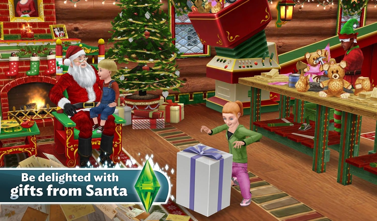 The Sims FreePlay for Android - Download